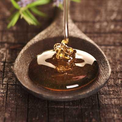 honning og sukker