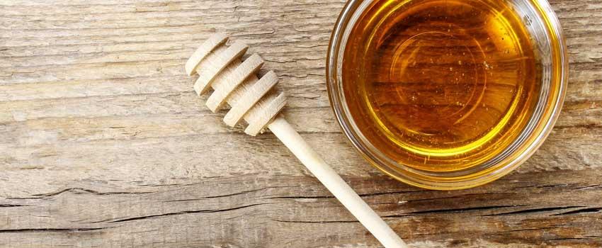 smag af honning