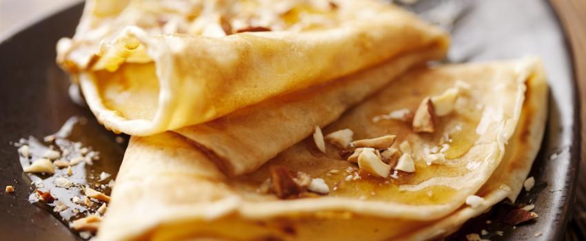 honning pandekager